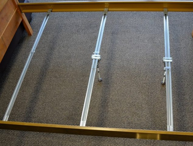 Metal Bed Support Slats