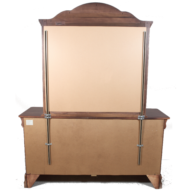 Mirror Supports Add Stability And Safety To Your Dresser